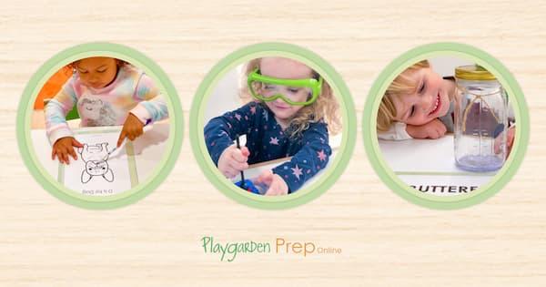 Hands-on activities on playgarden