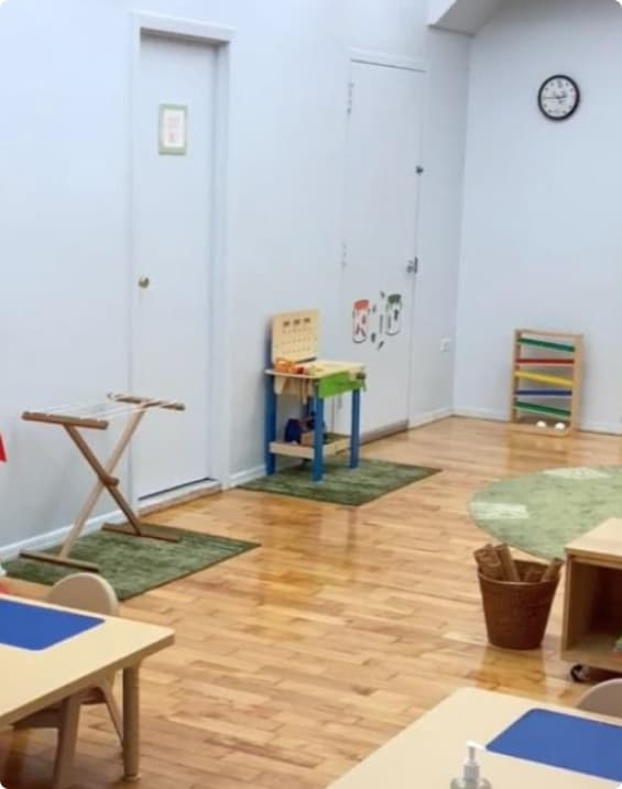 Tribeca- PlaygardenPrep - INDEPENDENT LEARNING AND NUTRITION