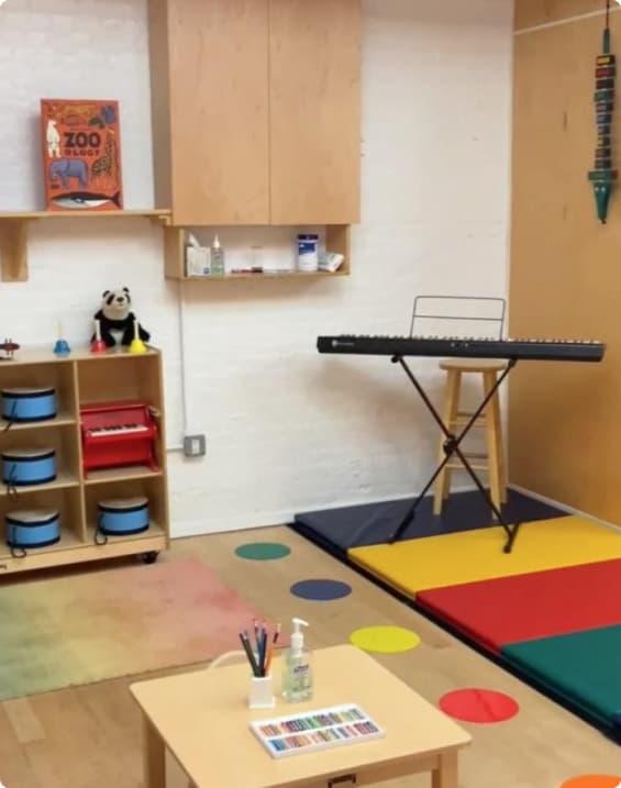 Tribeca- PlaygardenPrep - ENRICHMENT ROOM